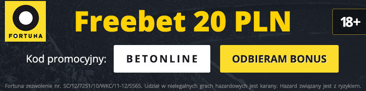 fortuna freebet